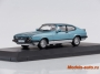 Ford Capri MKIII 2.8 Injection, metallic-blue/silver, 1982 1/43