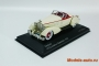 PACKARD V12 Le Baron Speedster 1934 white/red 1/43
