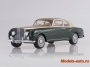 Bentley S1 Continental Mulliner Sports, green/gold, 1956 1/18