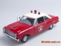 1963 Ford Falcon Hard Top (Red) 1/18
