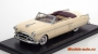 Packard Pacific Convertible, beige/dark red 1954 1/43