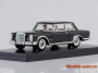 Mercedes-Benz 600 (W100) Nallinger Coupe, black 1/43