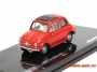 Fiat 500D, Red 1960 1/43