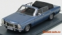 Opel Diplomat B Cabriolet Fissore, metallic-light blue 1971 1/43
