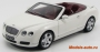 Bentley Continental GTC 2006 White 1/18