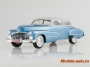 Cadillac Series 62 Club Coupe, metallic-blue/grey, 1946 1/18