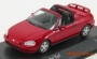 HONDA CIVIC DEL SOL, RED 1993 1/43