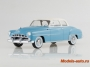 Dodge Coronet Club Coupe,light blue/white, 1952 1/18