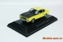 Ford Capri 1700 GT 1969 yellow/black 1/43