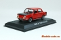 SIMCA 1000 RALLYE 1964 Red & Black 1/43