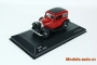 Opel P4, dark red/black, 1935 1/43