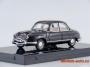 1954 Panhard Dyna Z1 Luxe Special (Black) 1/43