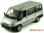 Ford Transit Bus silver 2000 1/43