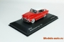 Simca Aronde Grand Large, red/white 1953 1/43