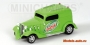 American Hot Rod Green Mountain Dew 1/43