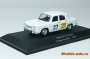 RENAULT 8 Gordini Coupe Gordini #27 1968 1/43