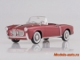 Fiat 1100 TV Trasformabile, metallic-red, 1955 1/18