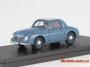 Gutbrod Superior Coupe, blue 1/43