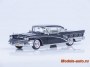 1958 Buick Limited Riviera Coupe - Black Charcoal 1/18
