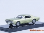 Mercury Cougar 1967 - Lime Frost 1/43