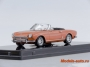 1970 Fiat 124 Spider BS (Coral) 1/43