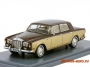 Rolls-Royce Silver Shadow brown met/gold met 1974 1/43