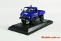 MERCEDES-BENZ UNIMOG U411 1956 Blue 1/43