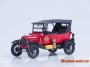 1925 Ford Model T Touring (Fire Chief) - Red 1/18