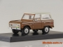Ford Bronco, brown/white 1970 1/43