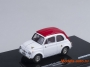 Fiat Abarth 595 SS, Whitered 1964 1/43
