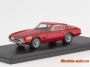 Fiat Ghia 230 S, red 1/43