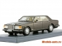 Bentley Mulsanne Turbo brown met 1982 1/43