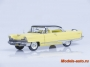 1956 Lincoln Premiere - Presidential Black /Yellow 1/18