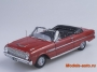 1963 Ford Falcon Open Convertible (Chestnut Poly)1/18