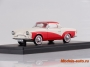 Rometsch Lawrence Coupe, red/white, 1957 1/43
