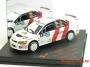 Mitsubishi Lancer Evolution IX No.9  Rally 2009 Winner 1/43