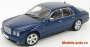 BENTLEY ARNAGE T 2004 BLUE 1/18