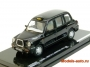 LONDON TAXI CAB TX1 1998 BLACK 1/43