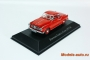 Borgward Isabella Coupe 1957-58 red 1/43