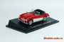 AUSTIN HEALEY 3000 MKIII 1964 Red/White 1/43
