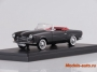 Rometsch Lawrence Cabriolet, black, 1957 1/43