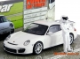 Porsche 911 GT2 (997) 2007 White Top Gear 1/43