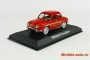 RENAULT DAUPHINE Ondine 1960 Red 1/43