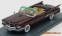 Chrysler 300F Convertible, metallic-dark red 1960 1/43