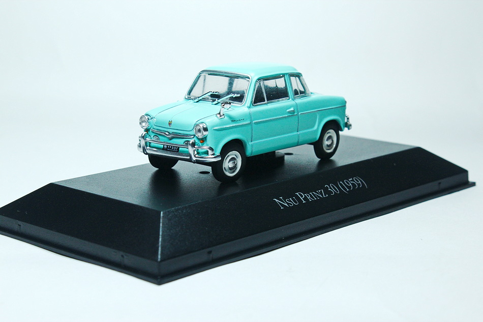 NSU Prinz 30 1959 Light Blue