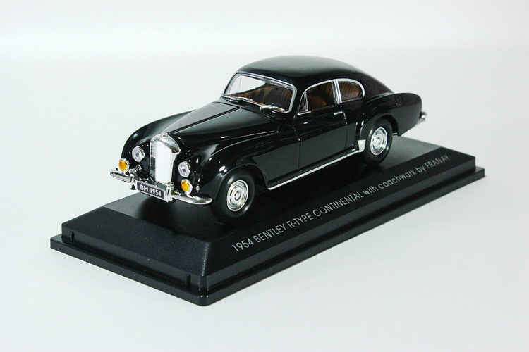 Bentley Continental R-Type Franay, black, 1954