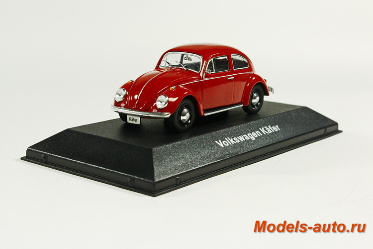 VW KAFER 1958 Red